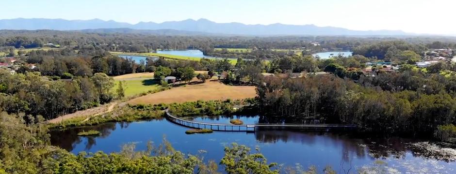 Soil Conservation Service Urunga Wetland rehabilitation